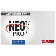 NEO TV PRO PANEL X10