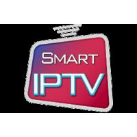 SMART IPTV M3U POUR TV Samsung LG 12 MONTHS