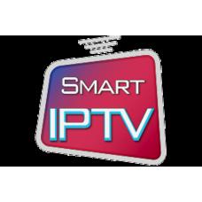 SMART IPTV M3U 24H TEST